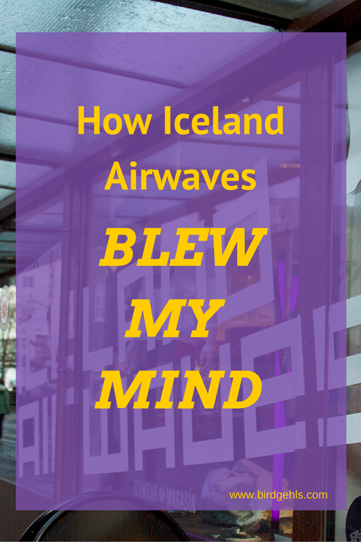 Iceland Airwaves is a festival for lovers of music - as pure and simple as that.