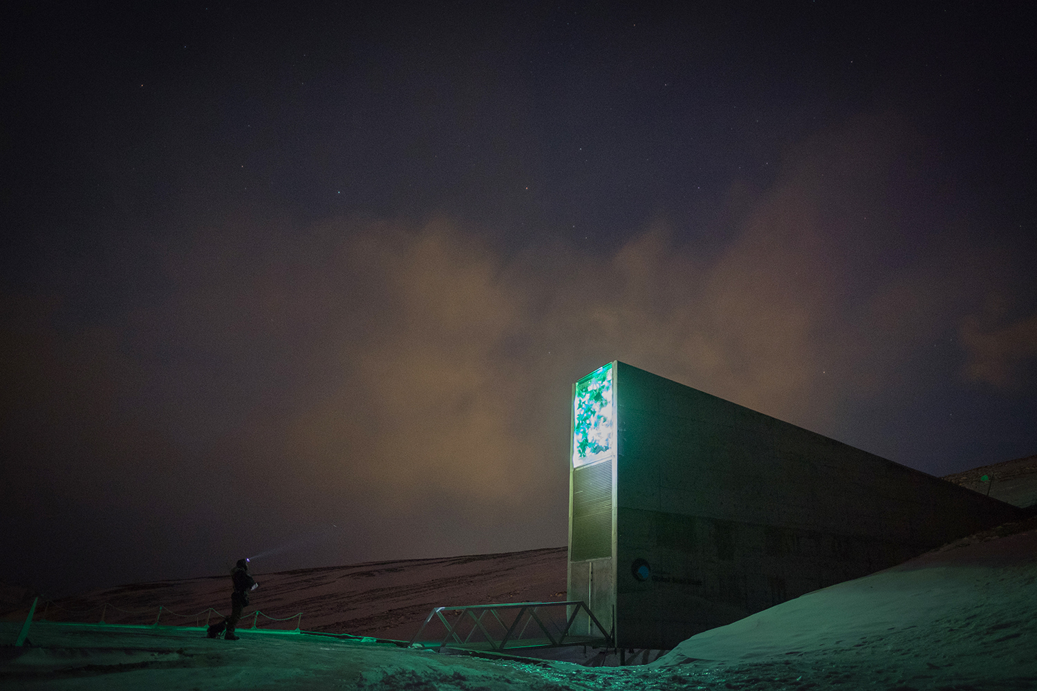 Svalbard's Global Seed Vault: Insurance for Humanity's Future