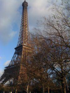 Obligatory Eiffel Tower Snapshot