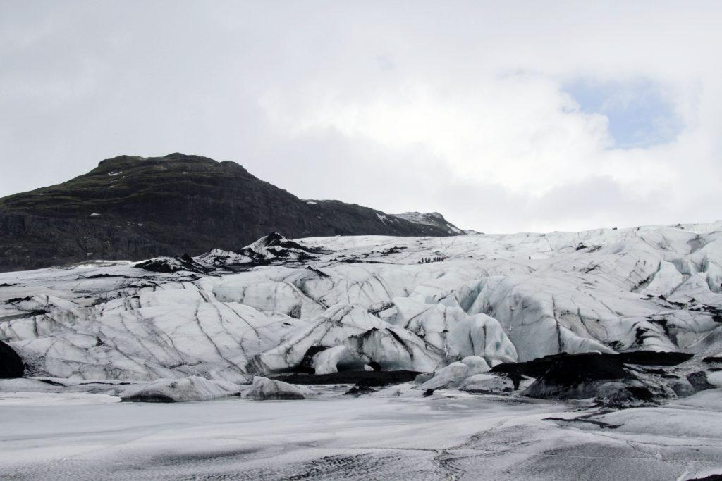 day trip Mýrdalsjökull glacier