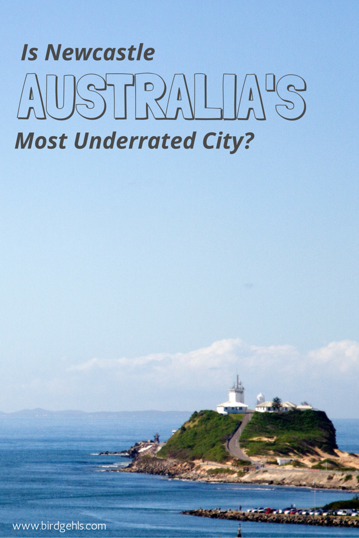 Is Newcastle Australia's most underrated city? I certainly believe so - here's why