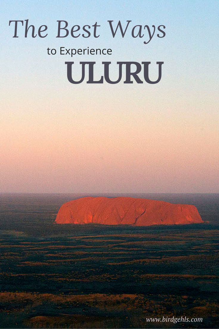 A lot of people still believe that one of the best ways to experience Uluru is to climb it. I don't agree, for several reasons.