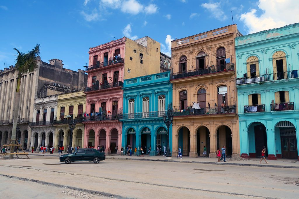 My first impressions of Cuba were positive - I felt in my bones that it was going to be a good trip. Unfortunately, this would not prove to be the case!
