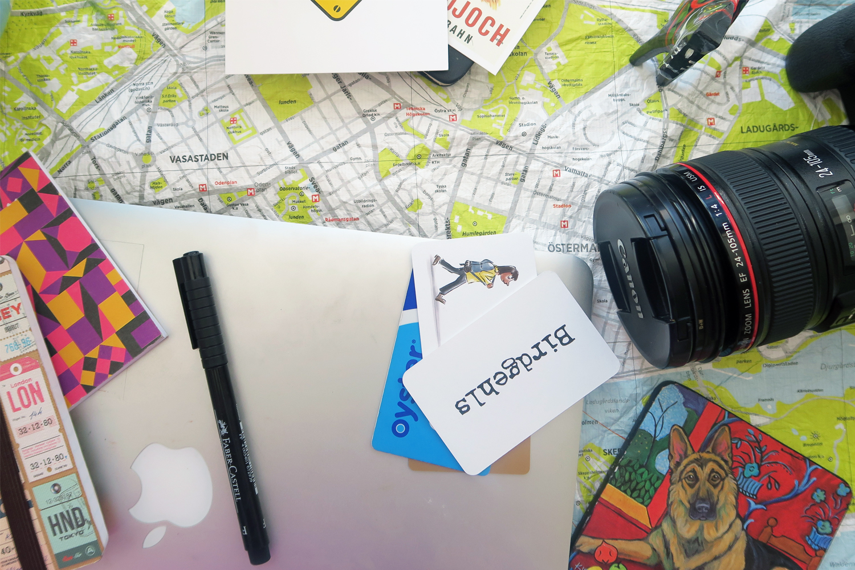 map-desk