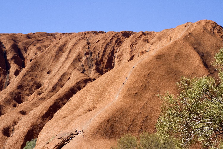uluru-climb