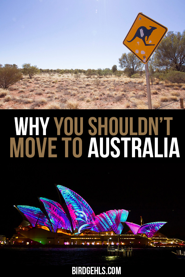 Australia looks like it may be paradise... but is it really? Here are some downsides of living in Australia, for expats and Aussie's alike.