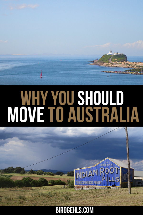 There's no argument that Australia is a pretty darn amazing place to live in. Fresh food and air, unspoilt splendour and friendly people - what more could you ask for? Here are a few reasons why you should move to #Australia. / Expats in Australia / Australia Travel Tips /