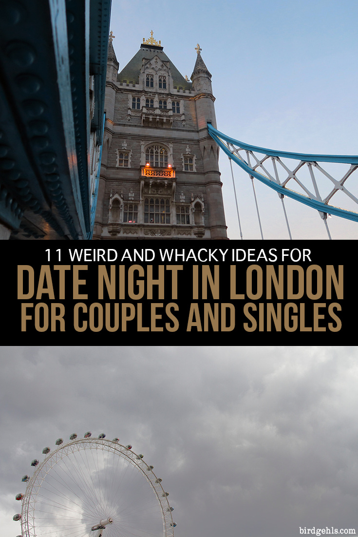 London night out ideas