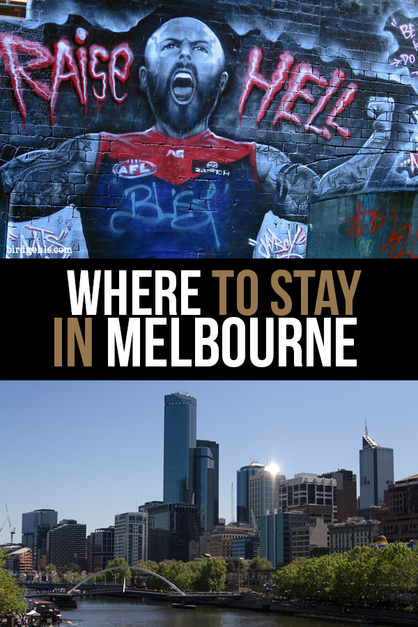 When travelling to #Melbourne, should you stay in the centre of the city, or one of its hip, surrounding suburbs? This guide explores what there is to do, see, eat and drink in the city, as well as areas such as Fitzroy, Brunswick, Prahran and Footscray. Armed with this information, you'll be able to make your choice of where to stay next time you visit this #Australian city. / #traveltips / #Australia / Melbourne Accommodation / Melbourne Hotels / #Melbournecity / Things to do in Melbourne /