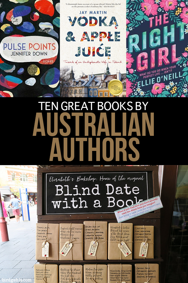 Here are some of the best Australian books of this year, of many different genres such as memoir, non-fiction, true crime and psychological thriller.