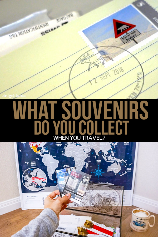 Do you collect souvenirs when you travel? If so, what are they? Here are some suggestions from travellers around the world.